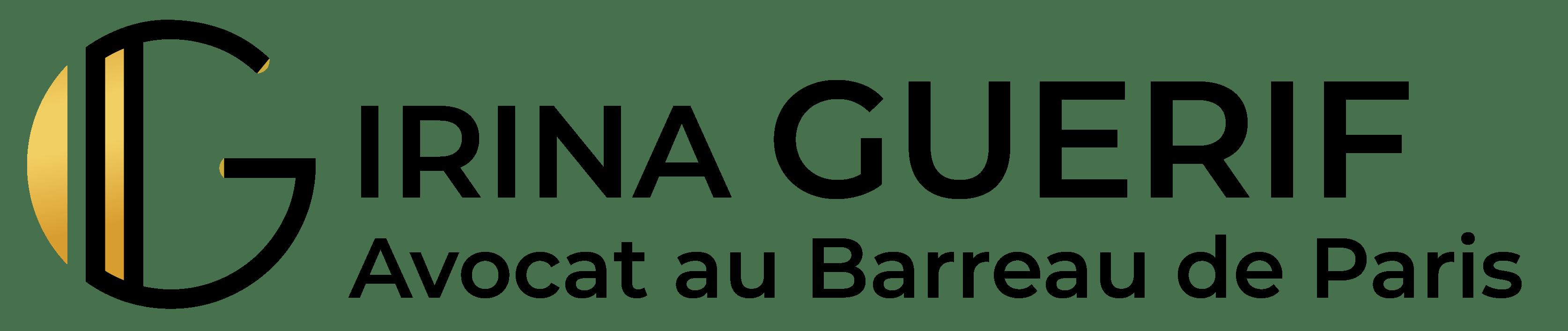 Irina Guerif – Avocat au Barreau de Paris